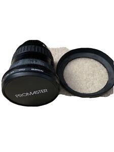 promaster spectrum 7 lens
