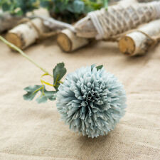 Dandelion Large Hydrangea Fake  Artificial Flower Home Wedding Decor 7 Colour