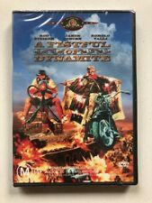A Fistful Of Dynamite - James Coburn (DVD, 2004) Region 4 - NEW & SEALED