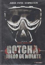 DVD - Gotcha Juego De Muerte NEW Daniel Benmayor FAST SHIPPING !