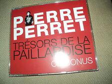 """CD MAXI 9 TITRES """"TRESORS DE LA PAILLARDISE"""" Pierre PERRET"""