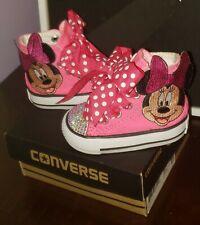 Minnie Mouse Custom Shoes Infant Size 2