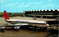 Vintage 60s/ /70s AIRPORT SCENE Minneapolis-St. Paul Minnesota MN Northwest Air