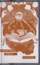 CONTROL UNIT Complay TAPE maurizio bianchi toniutti chrome circle x debris