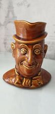 SYLVAC LARGE JUG MR MICAWBER CHARACTER 1453 IN GREAT CONDITION