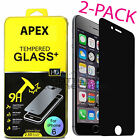 Privacy Anti-Spy Real Tempered Glass Screen Protector Shield for 4.7
