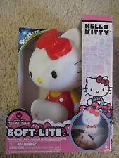 Soft Lites Hello Kitty Glowing Pals