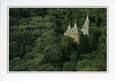 Postcard 4 3/4 x 6 5/8 in Castell Coch  a Gothic Revival Castle S.Wales  Ex Cond