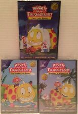Maggie and The Ferocious Beast: 3 DVD SET. GREAT VALUE. FREE SHIPPING!!