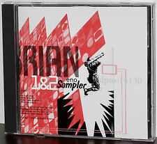 VIRGIN PROMO CD DPRO-14130: BRIAN ENO 1 & 2 Sampler - OOP 1994 USA Near MINT