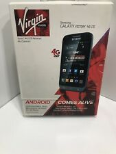 Samsung Galaxy Victory SPH-L300 Android 4G LTE VIRGIN MOBILE For Wi-Fi Only