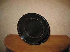 COUZON JEAN *NEW* Set  2 Assiettes d'accueil inox unie D.32cm Plate