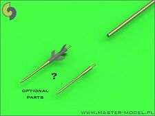 Su-9/Su-11 FISHPOT metal pitot tubes & missile rail heads #72104 1/72 master