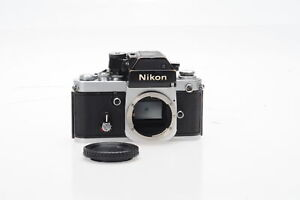 Nikon F2SB Photomic SLR Film Camera Body Chrome #188