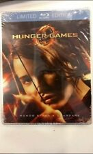 Hunger Games (Bluray Steelbook Limited Edition) Nuovo
