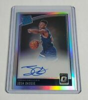 R27,522 - JOSH OKOGIE - 2018/19 OPTIC - RATED ROOKIE - AUTOGRAPH - HOLO SILVER -