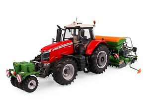 1:32 scale Amazone Centaya 3000 Super Seed Drill w/KG Super Cultivator & T-Pack