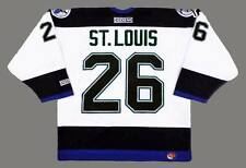 540d9c1c1a6 MARTIN ST. LOUIS Tampa Bay Lightning 2004 CCM Throwback Away NHL Hockey  Jersey