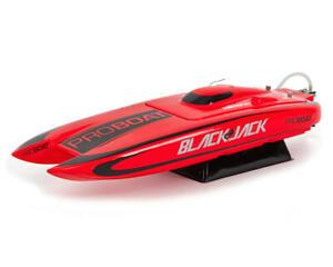 Pro Boat Blackjack 24 RTR 24-Inch Catamaran [PRB08007]