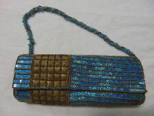 Bag Hand Clutch Purse Handbag Women Chain Shoulder Envelope chain handle