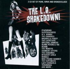Bluebird/Nebula/Throwrag/+ - The L.A.Shakedown! 2 CD Alternative Pop Rock Neu