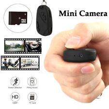 Hidden Spy USB HD Cam Camera Nanny DVR Video Recorder Mini Spy Keychain Car Cam