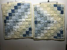 Vintage Handmade Doll Quilts