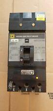 Square D 250Amp 600V Molded Case Circuit Breaker Kh36250