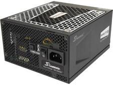 Seasonic PRIME Ultra 850W 80+ Titanium Power Supply, Full Modular, 135mm FDB Fan