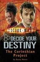 """(Very Good)-The Corinthian Project: Decide Your Destiny No. 4 (""""Doctor Who"""") (Pa"""