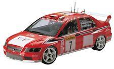 Tamiya 24257 1/24 Scale Model Rally Car Kit Mitsubishi Lancer Evolution VII Evo7