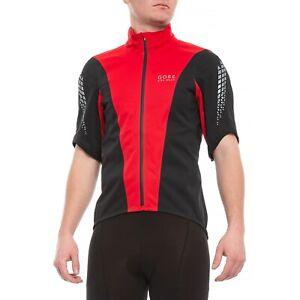 New Men`s Gore Bike Wear Xenon Gore-Tex Active Shell Jacket Short Sleeve JGXENW