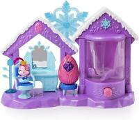 HATCHIMALS 6047221 CollEGGtibles, Glitter Salon Playset
