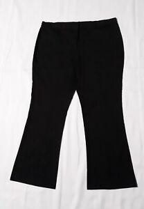NWOT- ISAAC MIZRAHI LIVED BLACK CASUAL/ DRESS PANTS.FULL SIZE 22W.