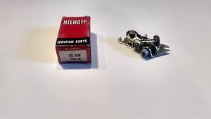 Niehoff Buick Cadillac Chevrolet Points Contact Set Part # DR8HV BWD Part A120V