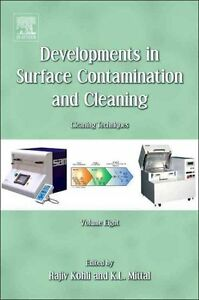 Developments in Surface Contamination and Cleaning: Cleaning Techniques by...