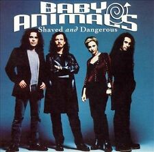 Shaved and Dangerous * by Baby Animals (CD, Aug-1993, Imago) Free Ship #HE60