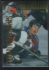 ADAM DEADMARSH 1997/98 DONRUSS CANADIAN ICE  #126  DOMINION COLORADO SP #133/150