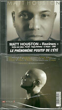 RARE / CD - MATT HOUSTON : RACINES / NEUF EMBALLE - NEW & SEALED