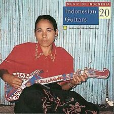 Various Artists - Music of Indonesia 20 / Various [New CD]