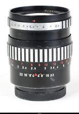 Lens Meyer Gorlitz Orestor Zebra 2.8/100mm for Exakta No6990743