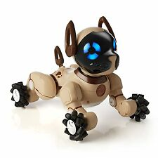 WowWee Chocolate CHiP Trainable Robot Toy Dog