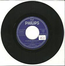 """Corry Brokken, il ressemblait à un seigneur, neutre/vg, 7"""" single, 1183"""