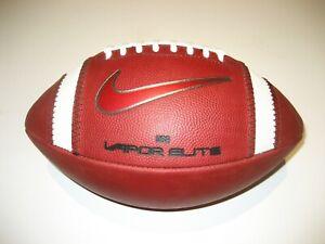 2020 Alabama Crimson Tide GAME BALL Nike Vapor Elite Football - Mac Jones