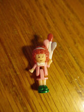 POLLY POCKET 1992 POLLY POCKET DOLL WITH BALLOONS