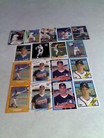 *****Tom Glavine*****  Lot of 100 cards.....71 DIFFERENT