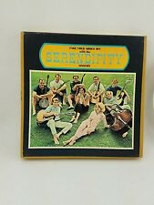 Serendipity Singers Take Your Shoes Off Reel to Reel, Phillips