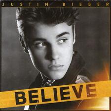 Justin Bieber – Believe - CD (2012) - NEW