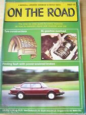ON THE ROAD PART 70 MAGAZINE 1979 TYRE CONSTRUCTION BL GEARBOX POWER BRAKES