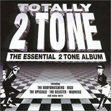 Totally 2 Tone CD NEW Specials/Madness/Selecter/Higsons/Appolinaires/Rico+